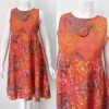 DRESS BATIK MODERN PIAS REVA