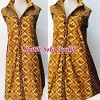 DRESS BATIK SOGAN