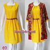 DRESS BATIK SOLO MODEL COAT