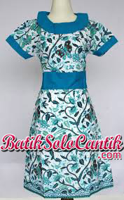DRESS BAJU KERJA BELLA