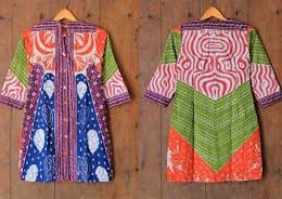 DRESS BATIK SOLO TULIS DIAJENG 08