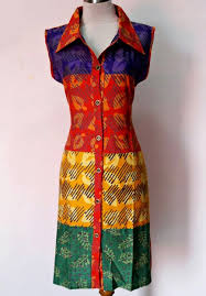 DRESS BATIK SOLO MOLLY 07