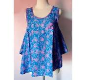 BATIK SOLO GLOW MINI TOPS 13