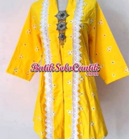 BATIK MODERN MODEL BLOUSE SARTIKA