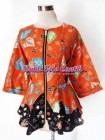 BLOUSE BATIK SOLO MODEL PEPLUM