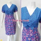 DRESS BATIK SOLO ANDINE