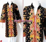DRESS BATIK SOLO MODERN ANGGUN