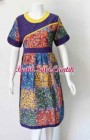 DRESS BATIK SOLO EMBOSS ARSY 07