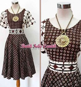 DREES BATIK SOGAN TRUNTUM