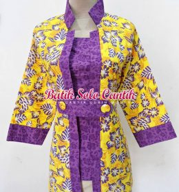 MODEL BLOUSE BATIK TERBARU